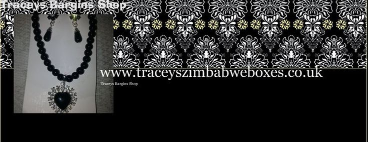 - new jewelly added to the bottom of the jewellery shop page www.traceyszimbabweboxes.co.uk