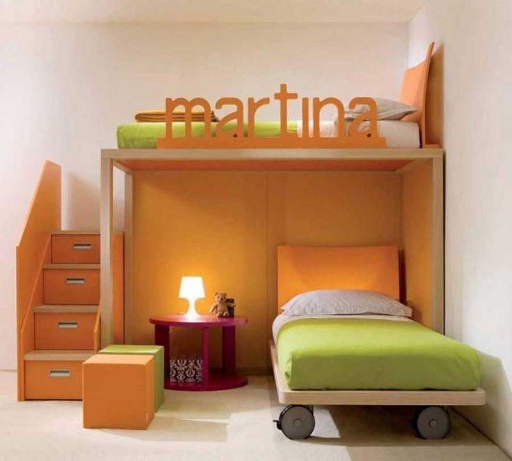 Loft bed for girls room?
