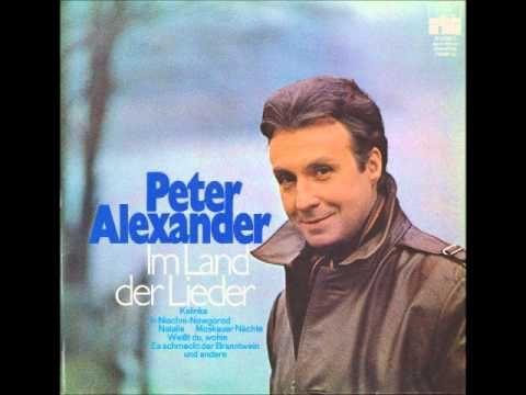 Peter Alexander - Weißt du, wohin (Somewhere my Love) (Lara's Theme from...