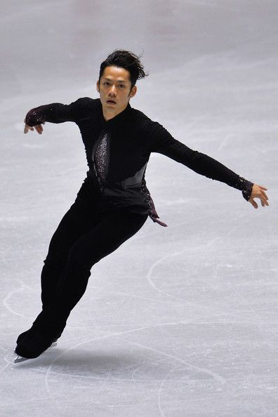 Daisuke Takahashi - ISU Grand Prix of Figure Skating: Day 1