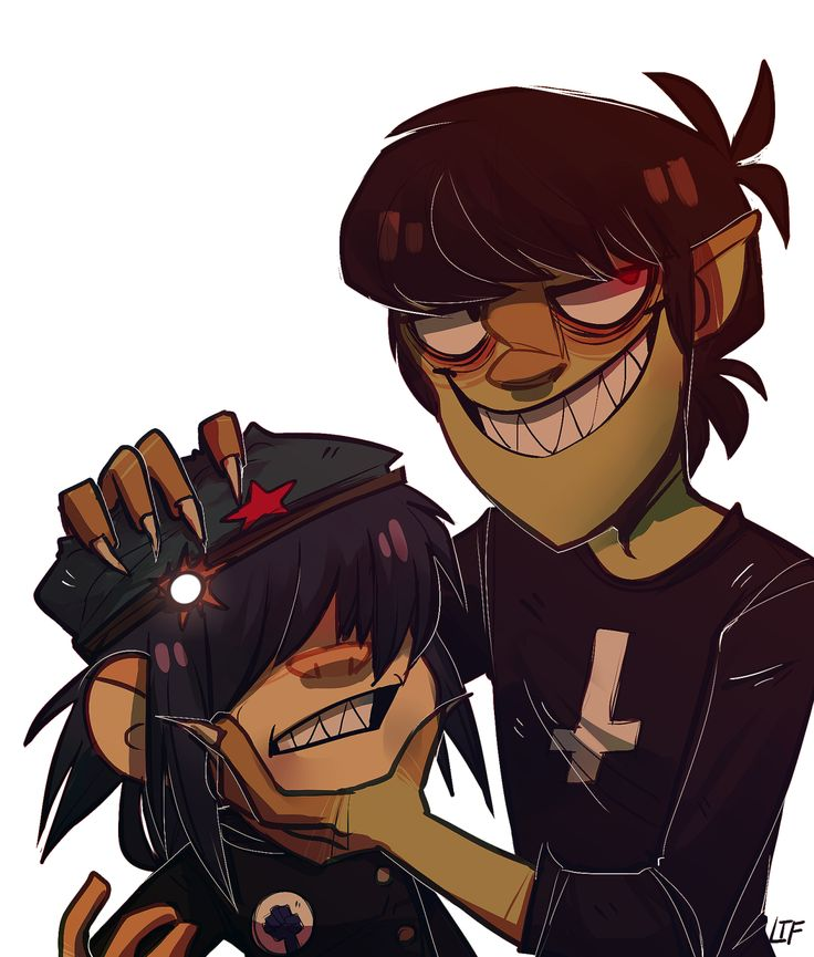 i miss the fuck out of Gorillaz.
