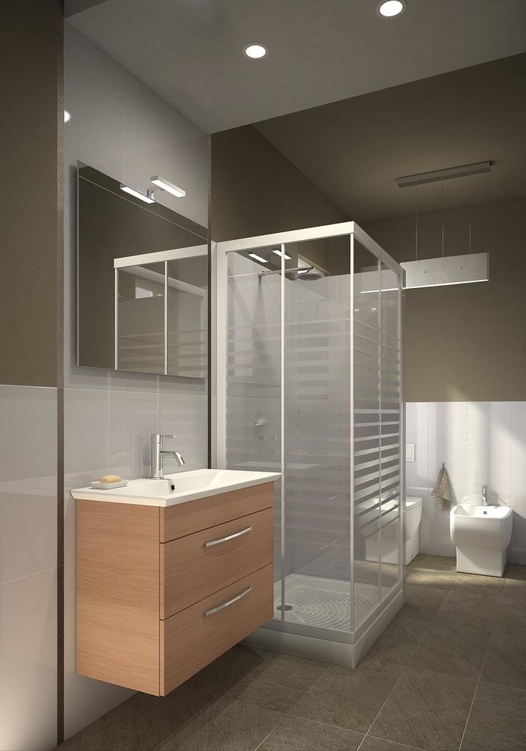 Piccolo fuori grande dentro progetta il tuo bagno pinterest for Progetta il tuo bagno
