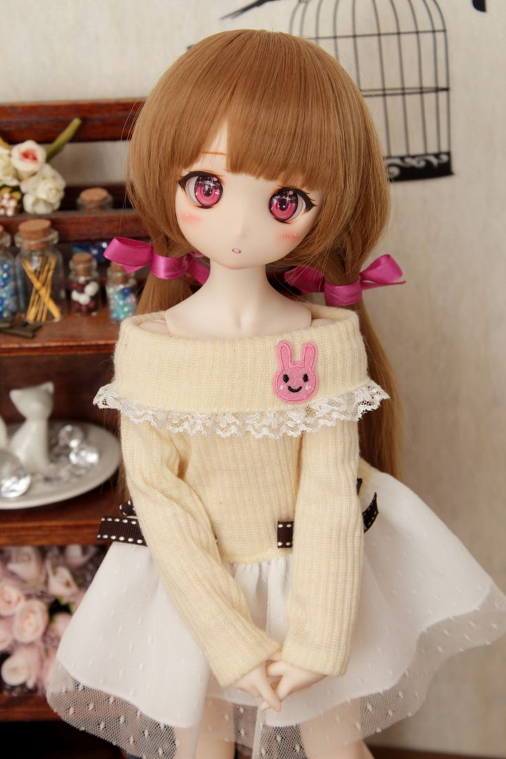 575 best Dolls - Anime Dolls (Dollfie Dream) images on ...