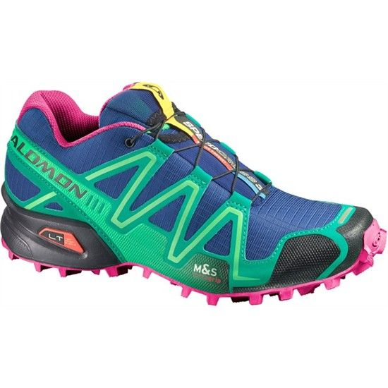 Soloman SPEEDCROSS 3 - Mountain trail running shoe