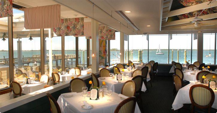Bon E Restaurant The With A Million Dollar View Dunedin Florida Delightful In 2018 Pinterest