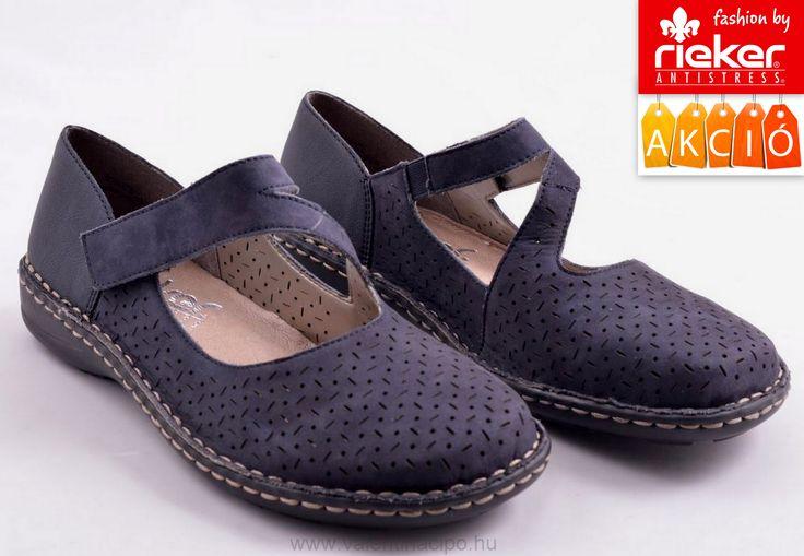 Mai napi akciós, Rieker női cipő ajánlatunk 😉  http://valentinacipo.hu/rieker/noi/kek/lyukacsos-felcipo/142200640  #rieker #rieker_cipő #rieker_webshop #Valentina_cipőboltok