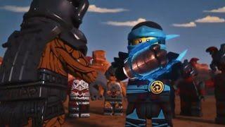 LEGO NINJAGO Hands Of Time 7 SEZON 69 EPISODE (HD)