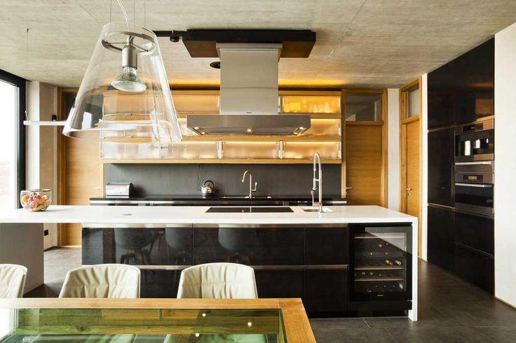 Vila Slivenec - kuchyňa
