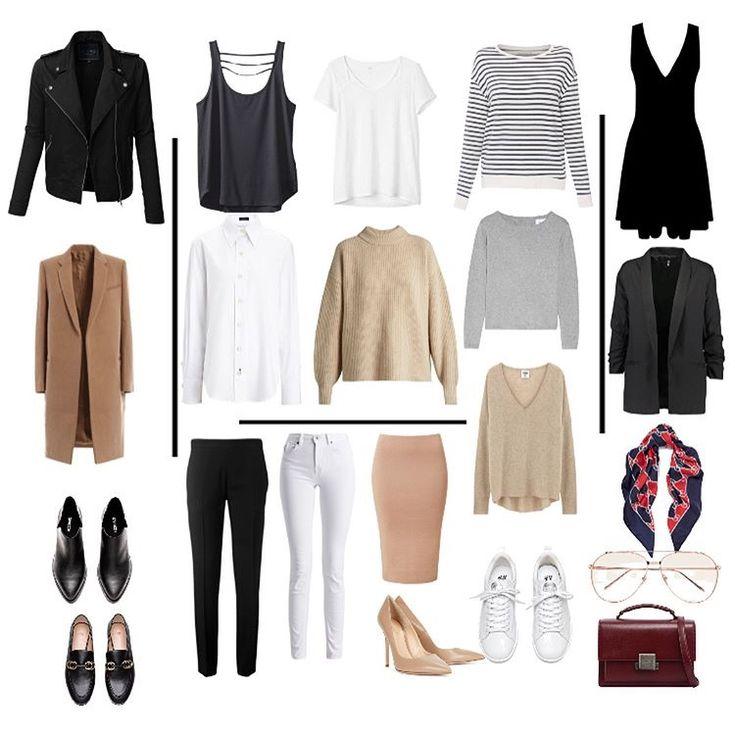 В шкафу женщин чаще всего огромное количество одежды, но она однотипна и не сочетается между собой.