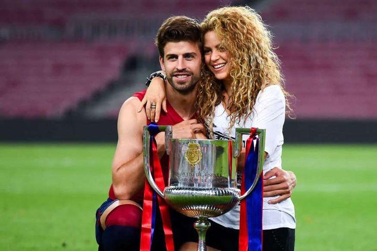 Shakira e Gerard Piqué Differenza di età: 10 anni.