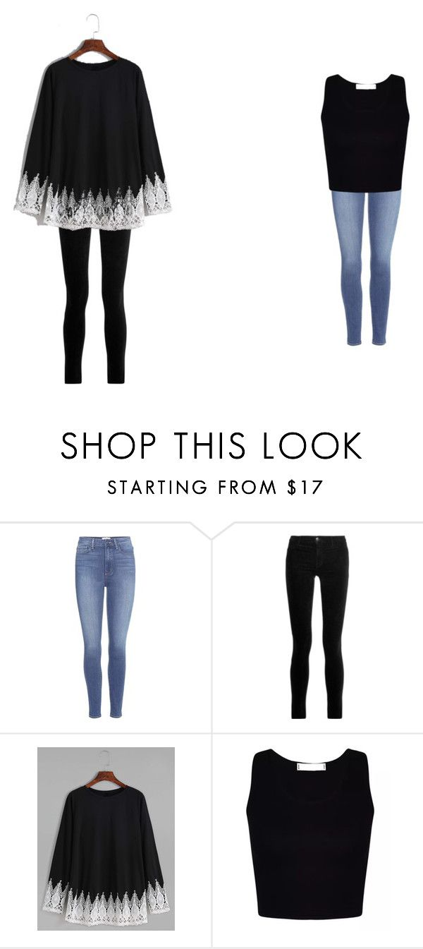 """""""best clothes"""" by tahrahholmes ❤ liked on Polyvore featuring Paige Denim and J Brand"""