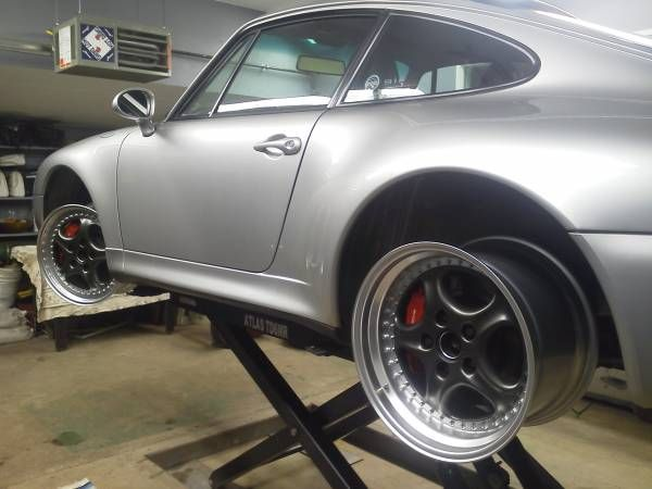 Who has coolest wheels on their 993? - Page 37 - Rennlist Discussion Forums