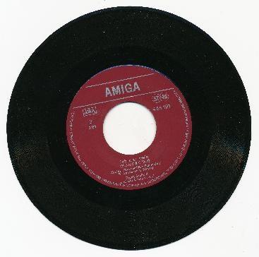 """DDR Museum - Museum: Objektdatenbank - Vinyl-Single """"Frank Schöbel""""    Copyright: DDR Museum, Berlin. Eine kommerzielle Nutzung des Bildes ist nicht erlaubt, but feel free to repin it!"""