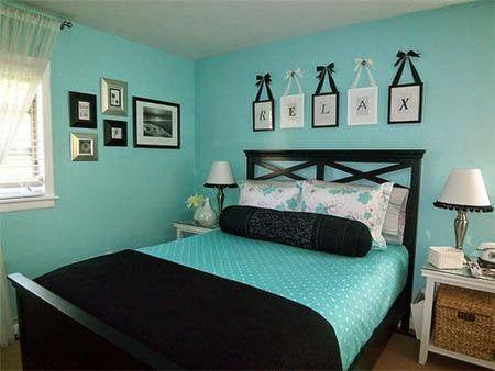 Resultado de imagem para quartos de adolescente menina azul