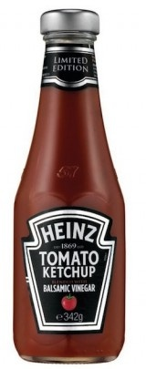 Heinz Tomato Balsamic Ketchup. Absolute must try!: Food Info, Heinz Tomatoes, Limited Editing, Balsamic Ketchup, Premium Range, Baking Food, Wham, Tomatoes Balsamic, Fmcg Premium