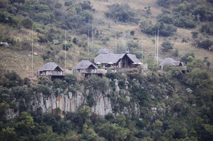Esiweni Lodge, Ladysmith - South Africa