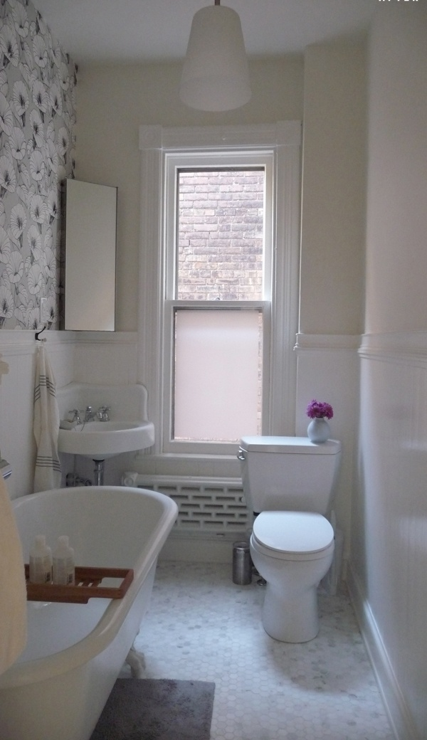Small Bathroom With Clawfoot Tub Bathrooms Pinterest