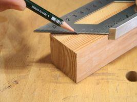 匠が教えるDIY!【本格手工具講座】測る・罫書く(墨付け)