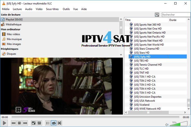 IPTV M3u Usa Channels Free Playlist 10/10/2017