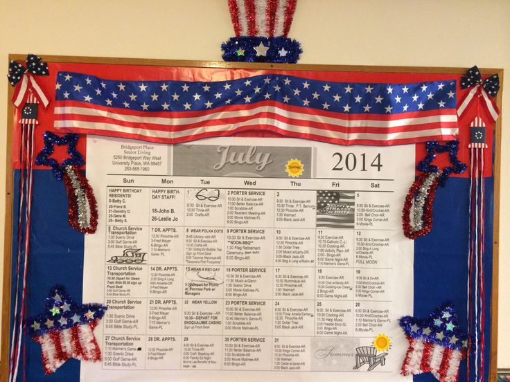 36 best Work - Bulletin Boards (holiday) at the Nursing Home images ...