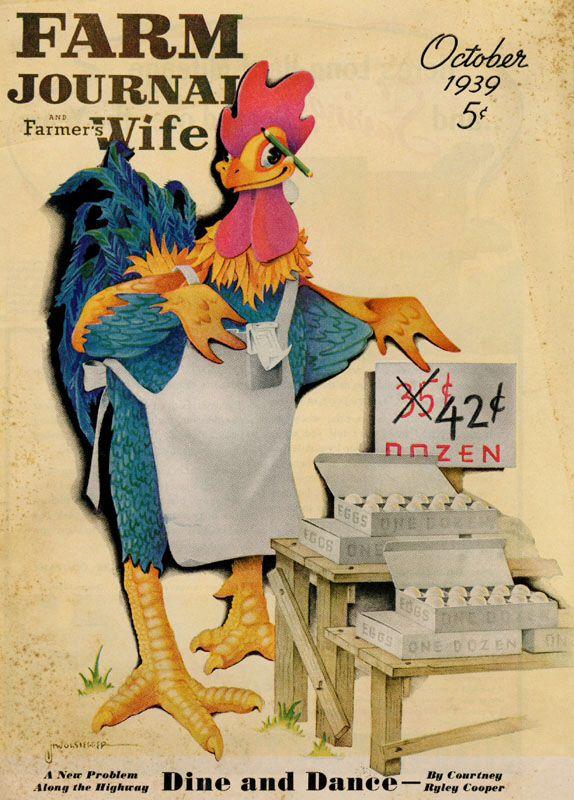 Farm Journal, October 1939