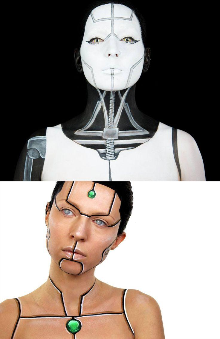 Cyborg Collaboration Tutorial by Elsa Rhae and Ashlea Henson