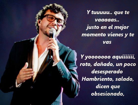 Desesperado - Andres Cepeda