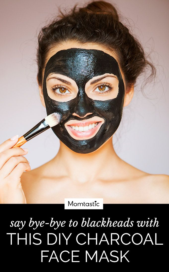 An inexpensive DIY charcoal face mask that banishes blackheads and acne with just 3 ingredients.