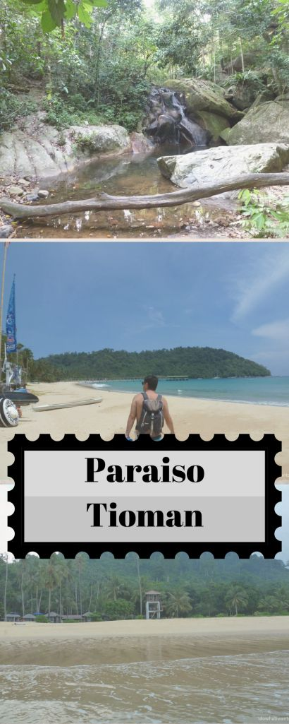 Tioman, una pequeña isla malaya, todo un paraíso!