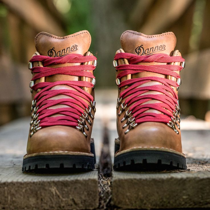 The Time-Consuming, Beautiful Art Behind Making a Custom Hiking Boot - Danner