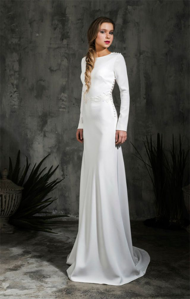 Modest Wedding Dresses Massachusetts : Modest wedding dream dress bridal gowns garden