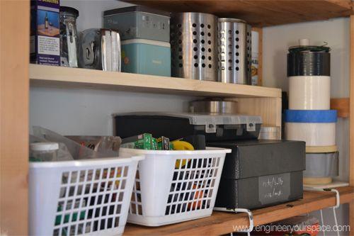 Add Extra Shelving Space With Custom Diy Shelf Inserts