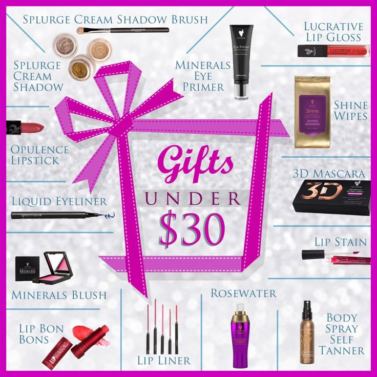 Younique gifts for under $30! www.youniqueproducts.com/Breedlove