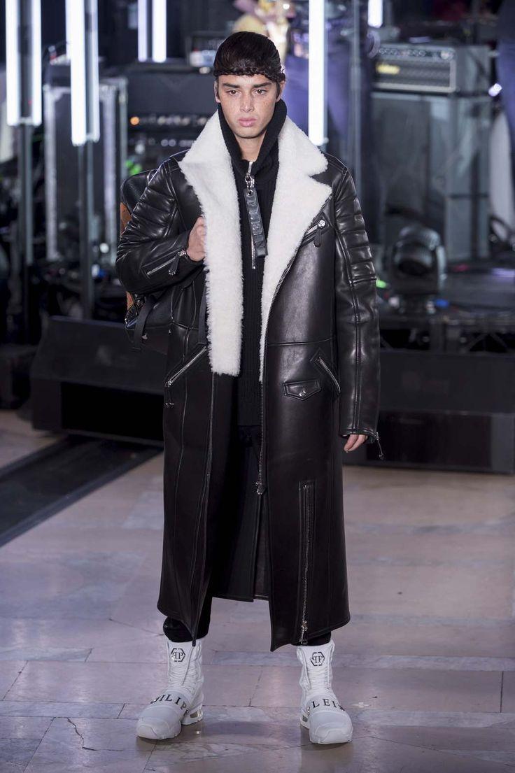 Male Fashion Trends: Philipp Plein Fall-Winter 2017 - New York Fashion Week