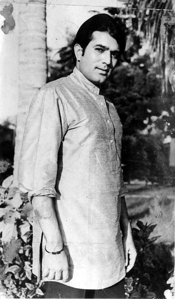 Rajesh Khanna kurta