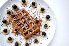 Wafels voor ontbijt, wat is er nou lekkerder? En met deze siliconen wafelvorm kan iedereen wafels maken. Heel makkelijk, gewoon uit de oven!