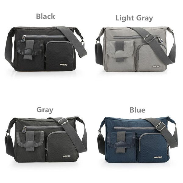 Light Messenger Bag