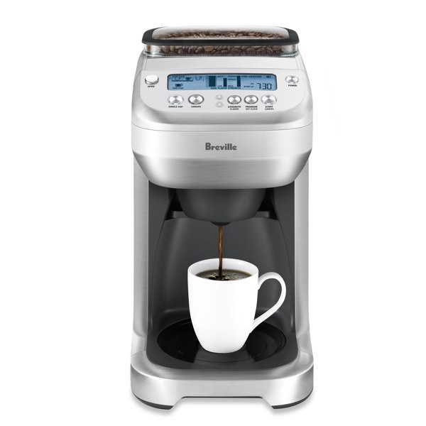 Glass Coffee Maker With Built In Grinder BDC550XL Bed Bath Beyond