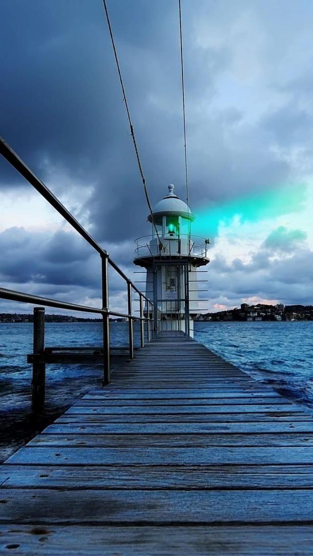 Macquarie Lighthouse - Sydney, Australia.