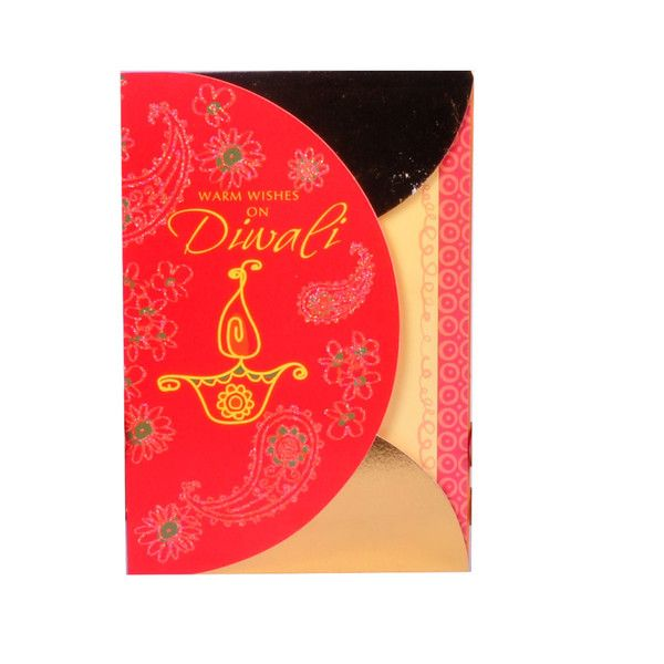 Warm Wishes On Diwai Rs. 55.00    Warm wishes on diwali.May the rows of diyas, and their bright flames bring light and warmth to your family. May the best of everything find its way to you and prosperity stay too. This is the time to count the joyous moments that life has brought to you on diwali and in the New Year.