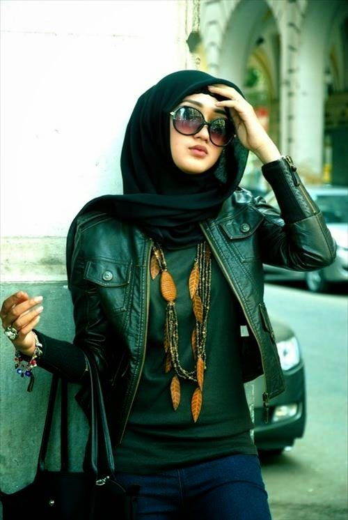 Beautiful Pakistani Hijab Style 2014 | Hijab 2014