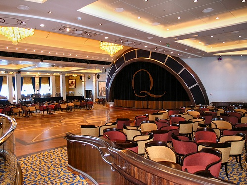 Ballroom, Queen Mary 2    yellowpages.comQueens Mary, Book Worth, Beach Haunted, Beautiful Cruises, Ships, Travel, Long, Art Deco, Deco Queens