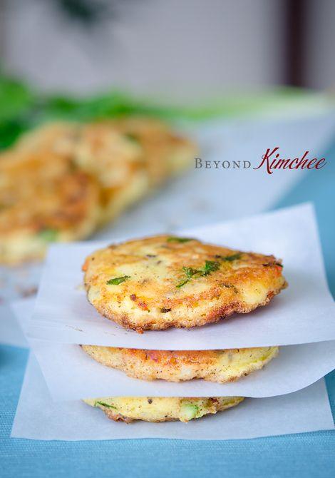 Pakistani Potato Cakes @Holly Elkins @Holly @Beyondkimchee