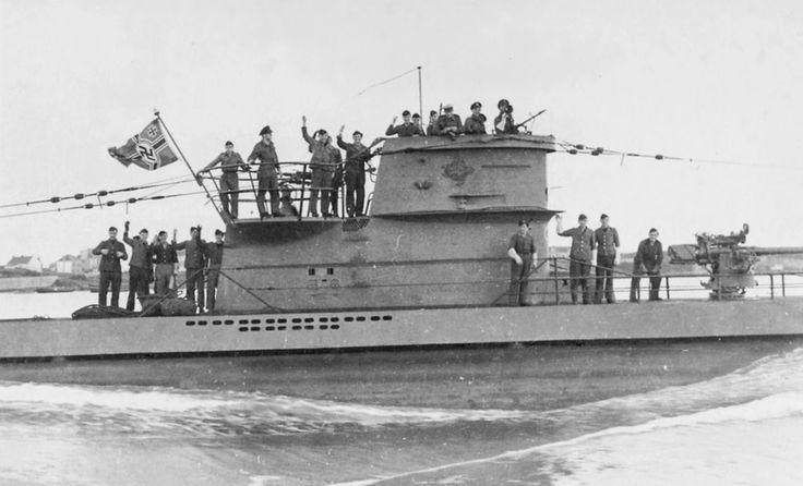 Breve historia de la captura del Submarino Alemán U-505 y sus Códigos Enigma, en la 2ª Guerra Mundial | REGIÓN CANARIAS, Periódico digital de Canarias