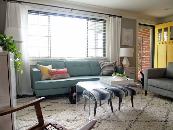 17 Best Ideas About Picture Window Curtains On Pinterest