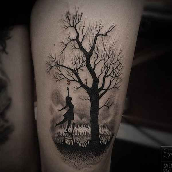 47 best baum images on pinterest tattoo ideas tree of life and tree structure. Black Bedroom Furniture Sets. Home Design Ideas