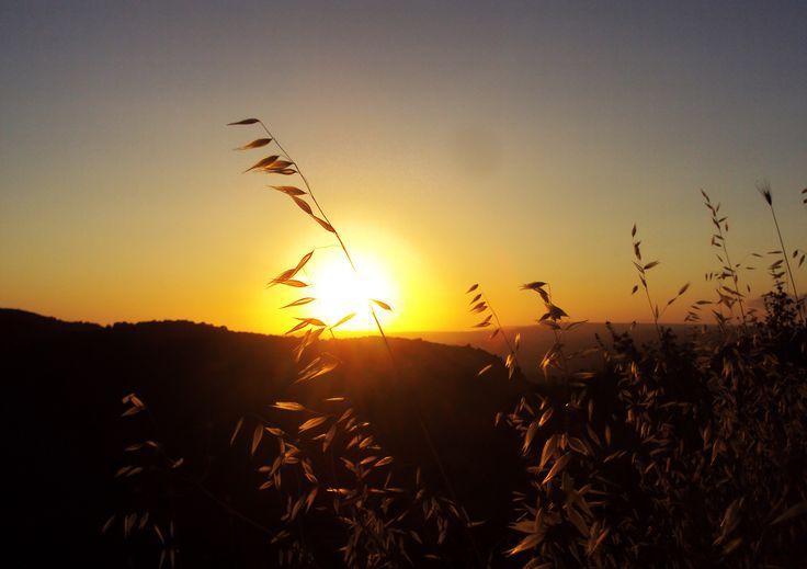 #kokkinoraxi#sunset