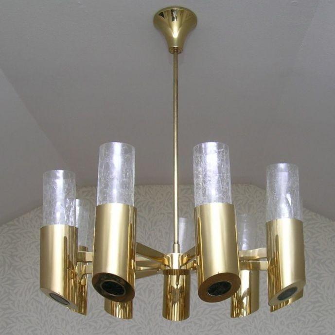 72 best designers angelo lelli images on pinterest ceiling brass chandelier angelo lelli for arredoluce mozeypictures Gallery