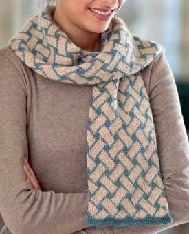 Managing long floats in Fair Isle knitting - Knitting Daily - Blogs - Knitting Daily
