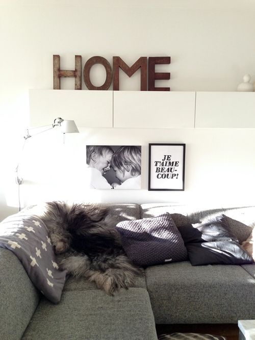 #home #decor #livingroom